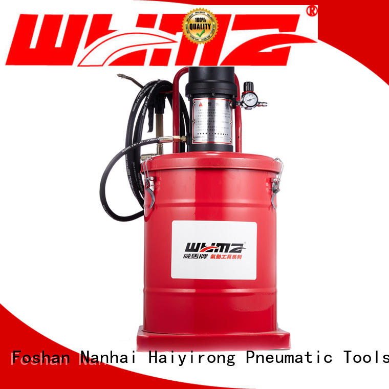 good quality air powered grease pumps butter promotion for machine tools