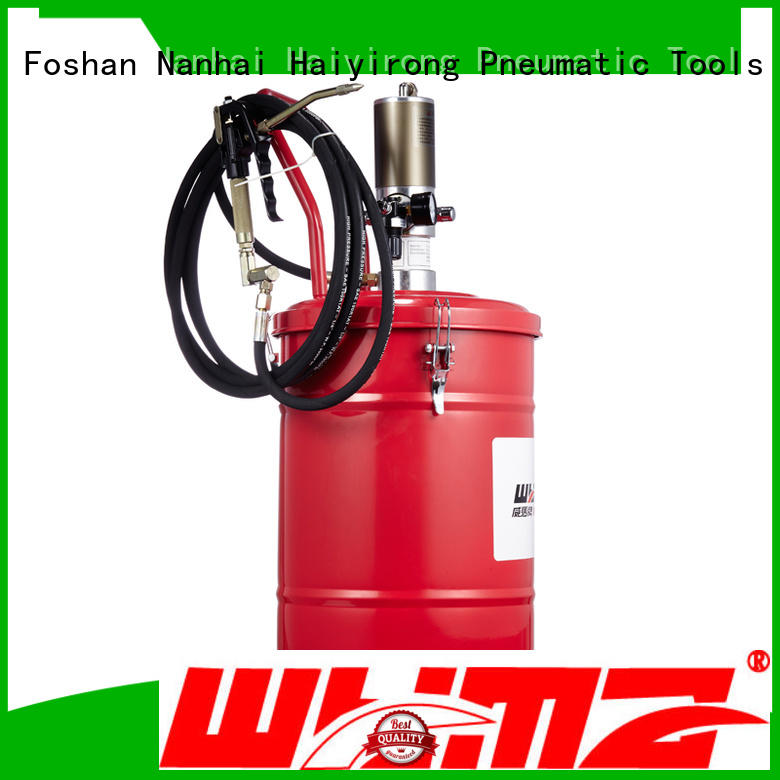 good quality air grease pump butter factory price for machine tools