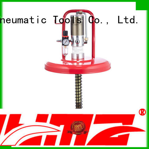 precise air powered grease pumps butter promotion for machine tools
