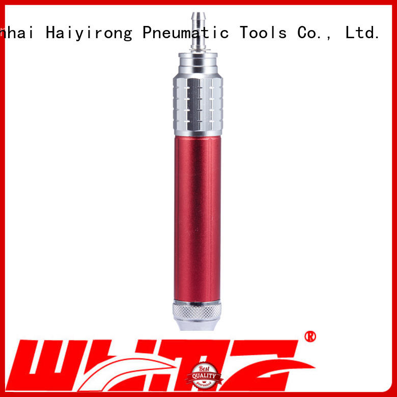 WYMA good quality pencil grinder pneumatic supplier for chamfering