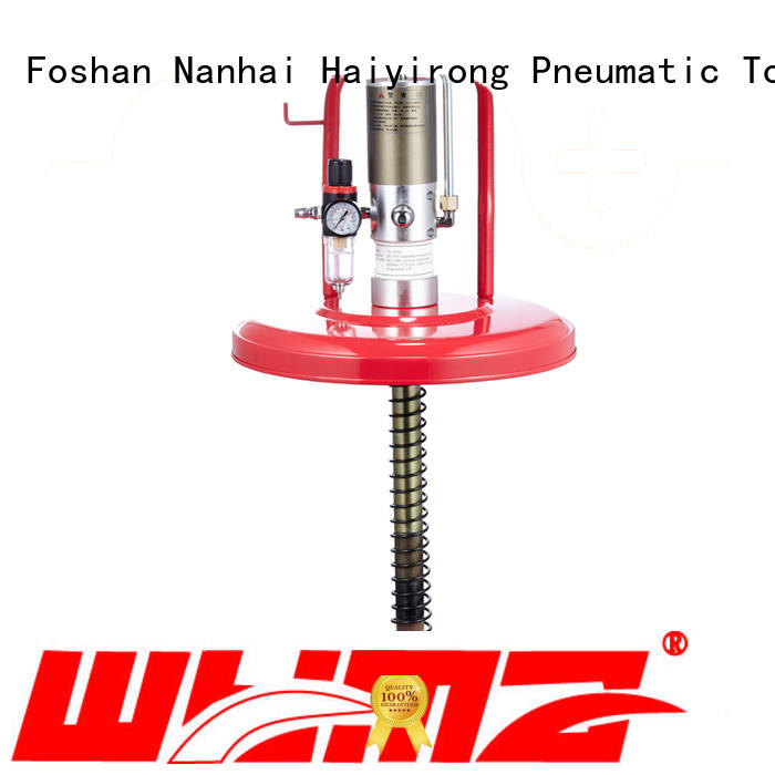 WYMA technical air powered grease pumps at discount for automobiles