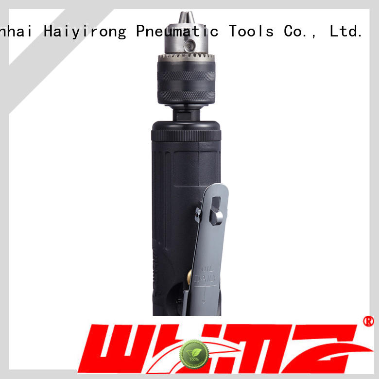WYMA pneumatic drill tools manufacturer for powerful hole drilling