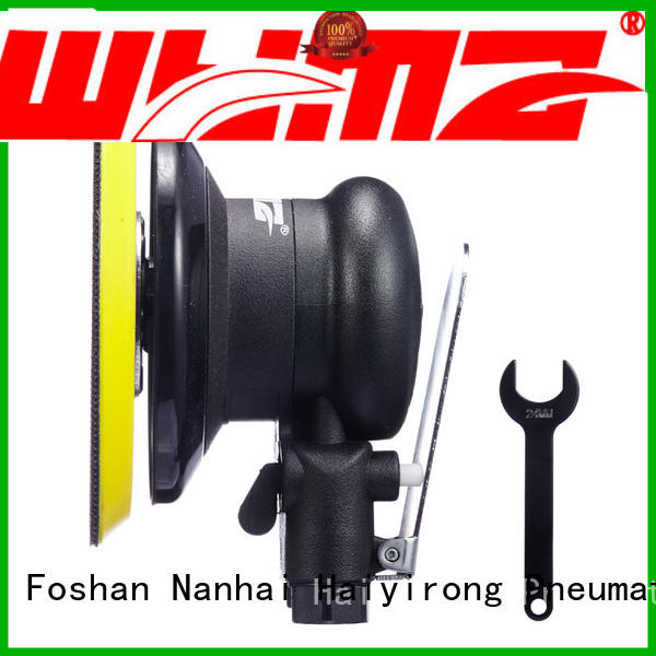 WYMA good quality pneumatic hand sander at discount for mechanical processing industry