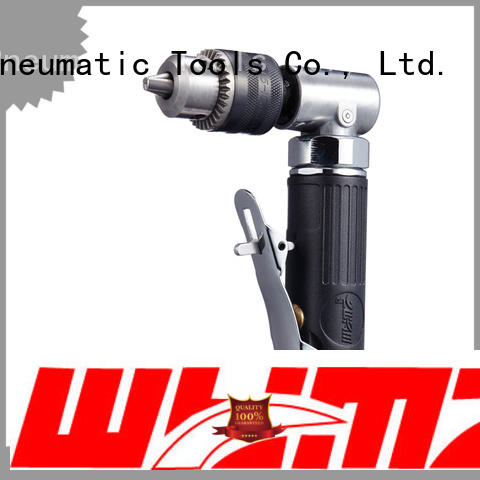 WYMA good quality air powered drill factory price for steel brushing