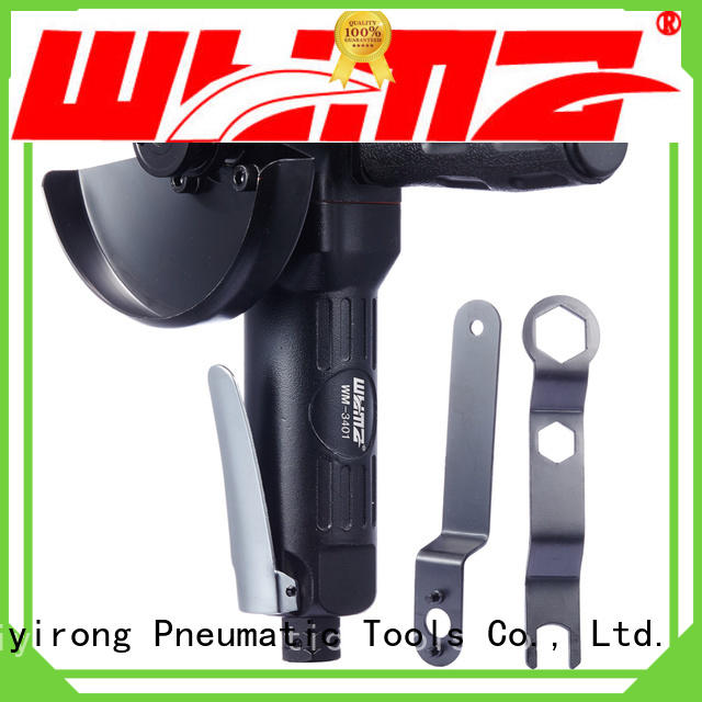 professional air angle grinder pneumatic low vibration for decoration