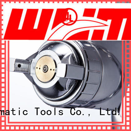 WYMA precise professional spray paint gun factory price for industrial furniture spraying