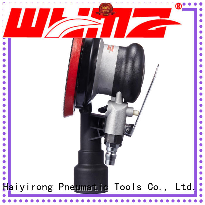 air palm sander disc for mechanical processing industry WYMA