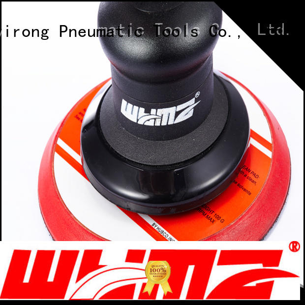WYMA durable pneumatic sanding tools on sale for rust removal