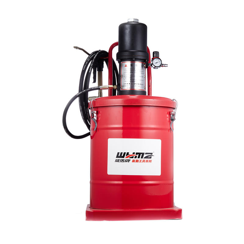 safe air powered grease pumps machine promotion for automobiles-1