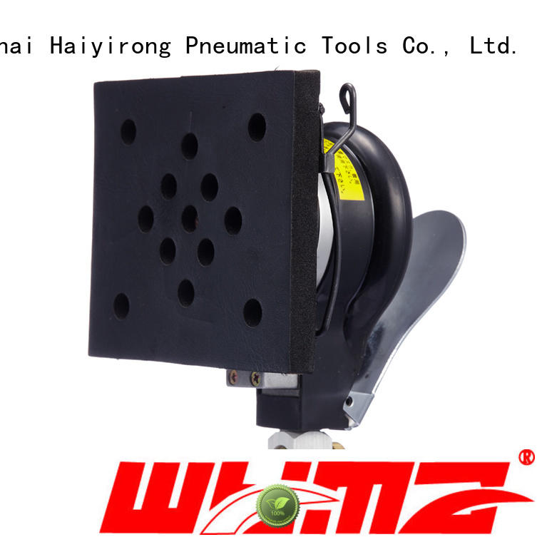 WYMA industrial best pneumatic sander at discount for mechanical processing industry
