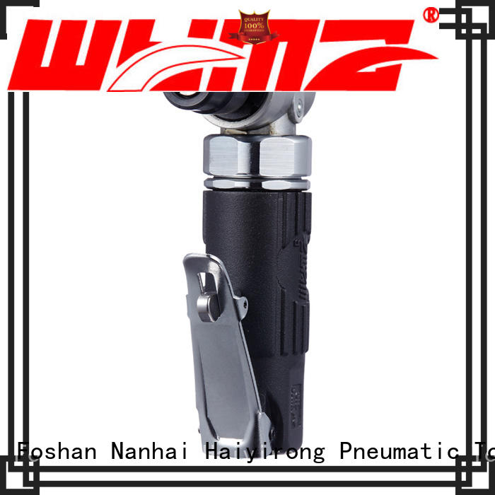 WYMA long lasting pneumatic grinding tools comfortable to use for grinding