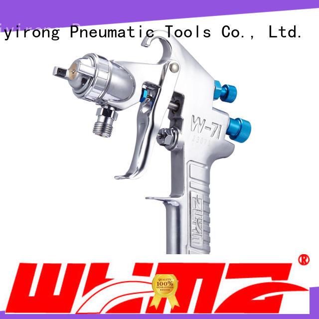 precise pneumatic paint gun spray factory price for industrial furniture spraying
