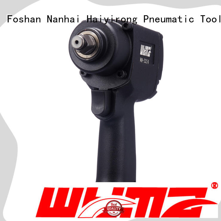 WYMA pneumatic air powered wrench manufacturer for shipbuilding