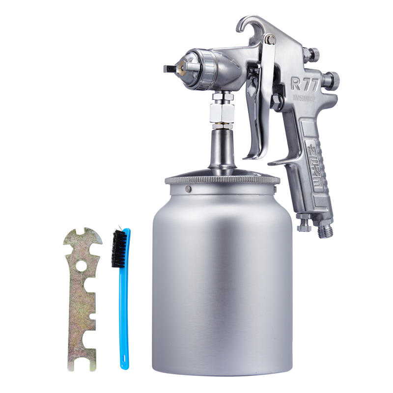 durable pneumatic paint sprayer gun factory price for transmission-2