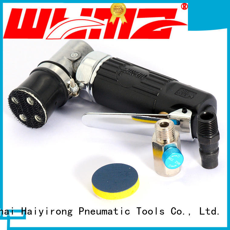 WYMA detection pneumatic grinding machine comfortable to use for cutting