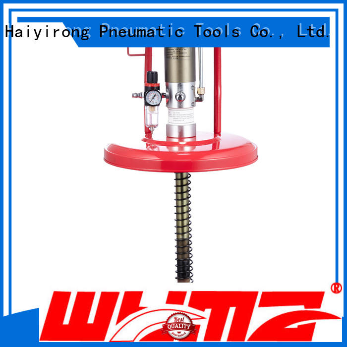 WYMA air grease pump promotion for machine tools