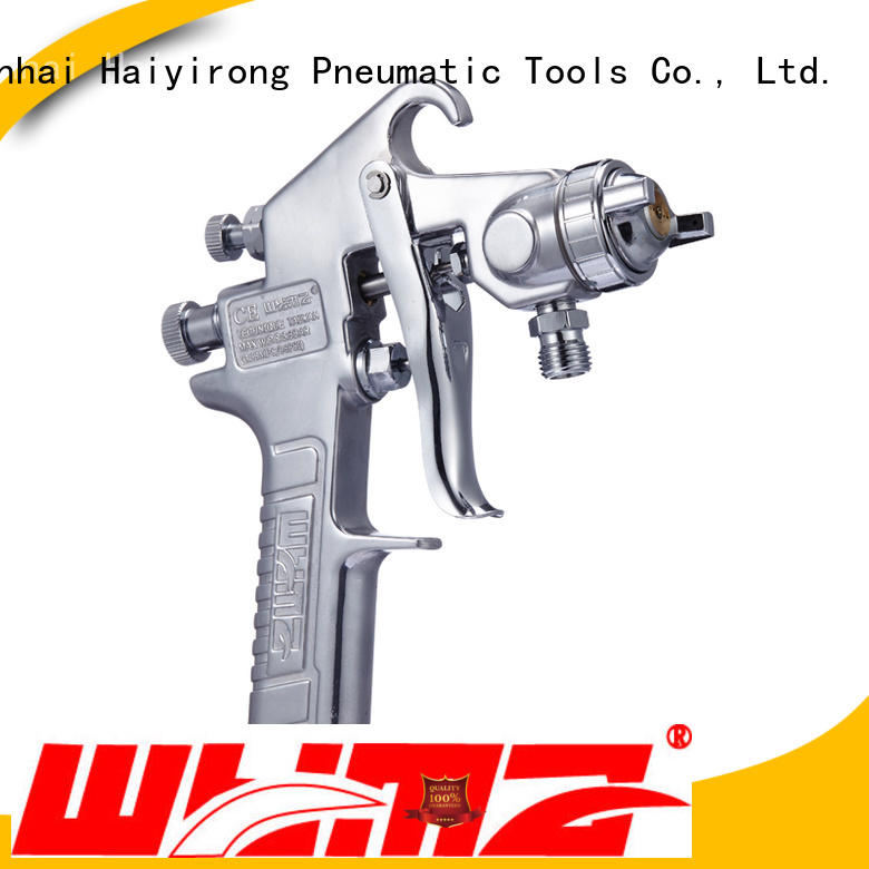 WYMA technical Spray gun at discount for industrial furniture spraying