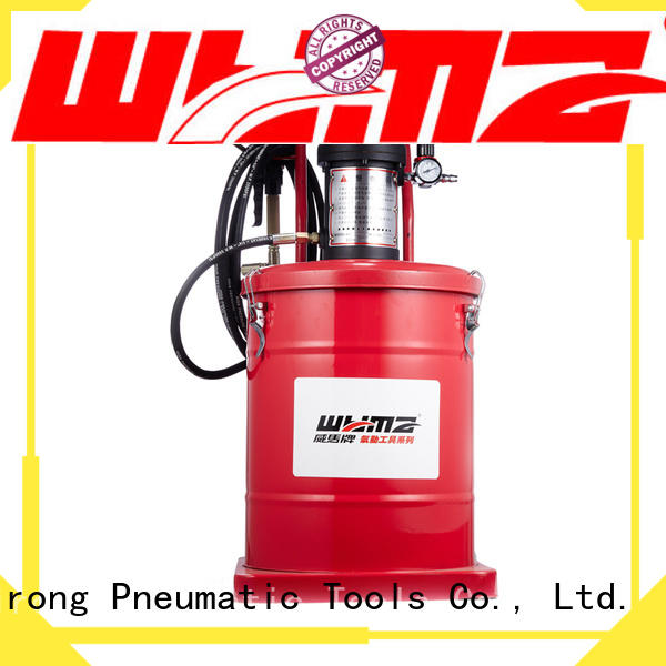 WYMA precise Pneumatic grease pump supplier for ships