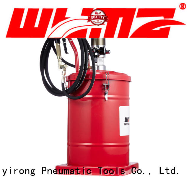 WYMA technical Pneumatic grease pump factory price for ships