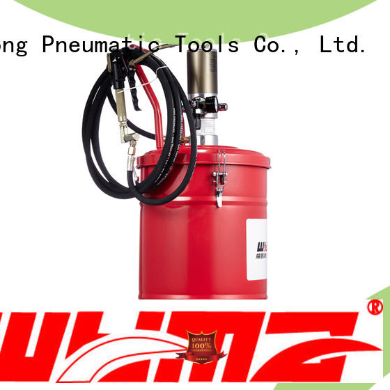 WYMA machine air grease pump factory price for machine tools
