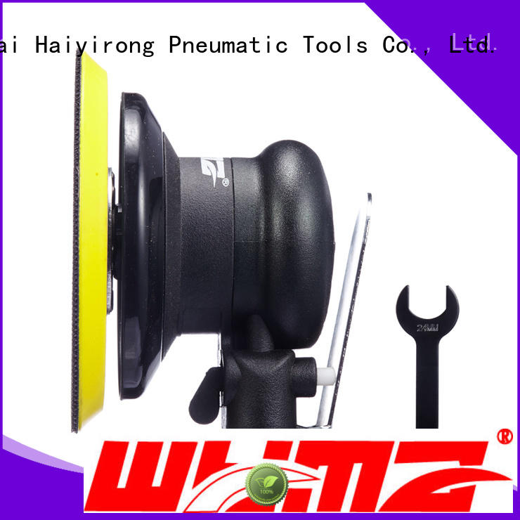WYMA good quality pneumatic air sander at discount for mechanical processing industry