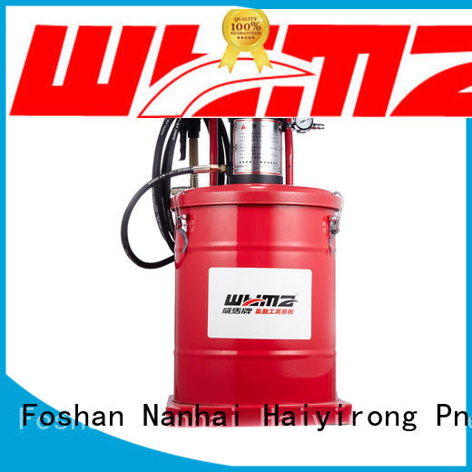 safe pneumatic grease butter factory price for machine tools