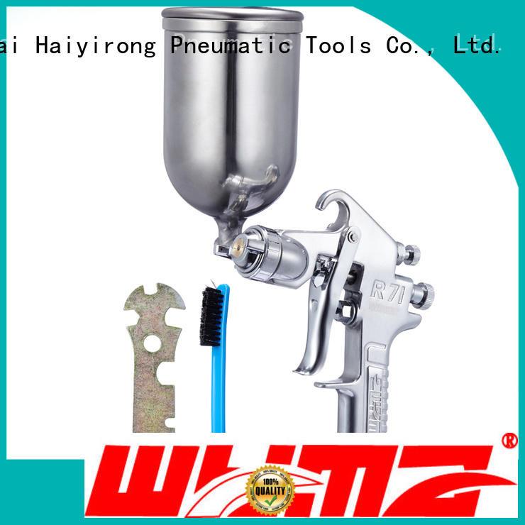 WYMA precise air spray gun at discount for machinery