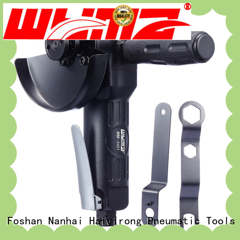 WYMA angular air powered angle grinder at discount for transmission