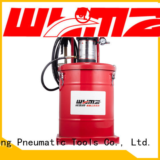 WYMA good quality air powered grease pumps promotion for equipment