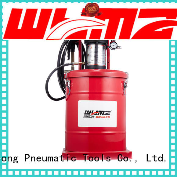 safe air grease pump supplier for automobiles