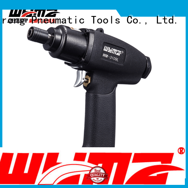 WYMA industrial pneumatic screwdriver with torque control from China for high-yield industries