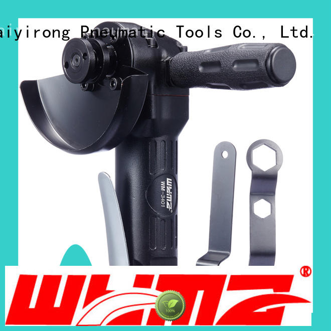 WYMA grinder air powered angle grinder direcly sale for machinery