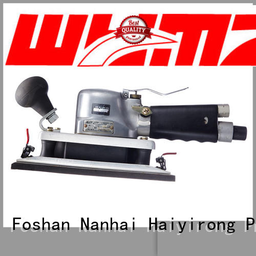 WYMA professional sander pneumatic at discount for woodworking furniture