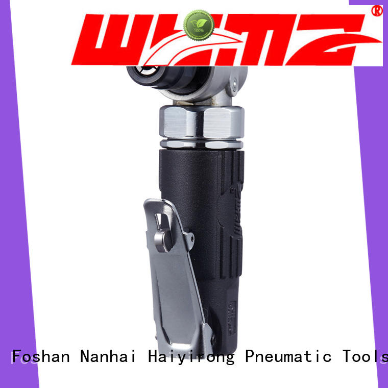 WYMA weimar pneumatic grinding machine directly sale for hardware products