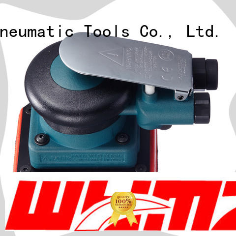 WYMA durable pneumatic straight line sander machine for mechanical processing industry
