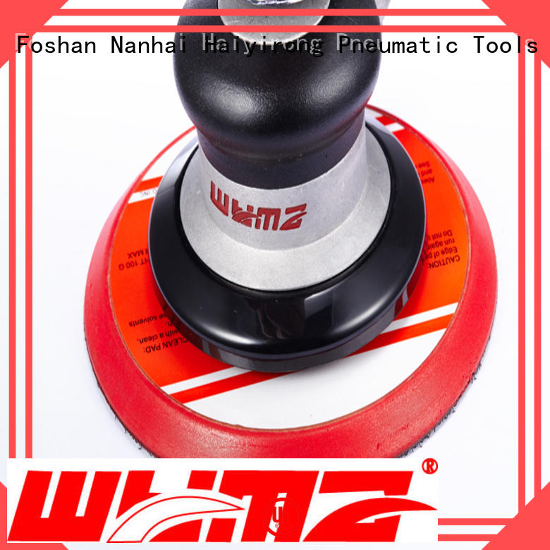 WYMA technical palm sander at discount for waxing of cars