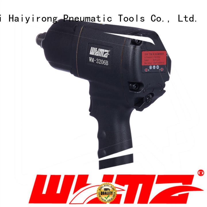 WYMA technical impact wrench manufacturer for shipbuilding