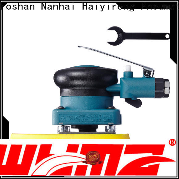 WYMA machine palm sander air tools on sale for rust removal