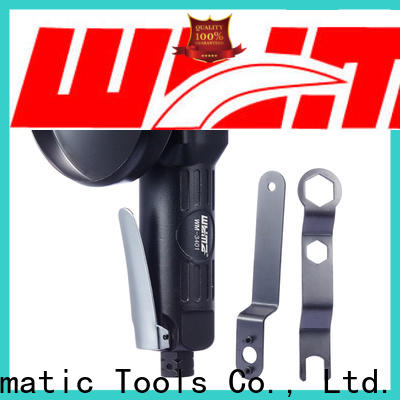 WYMA angular pneumatic angle grinder direcly sale for transmission