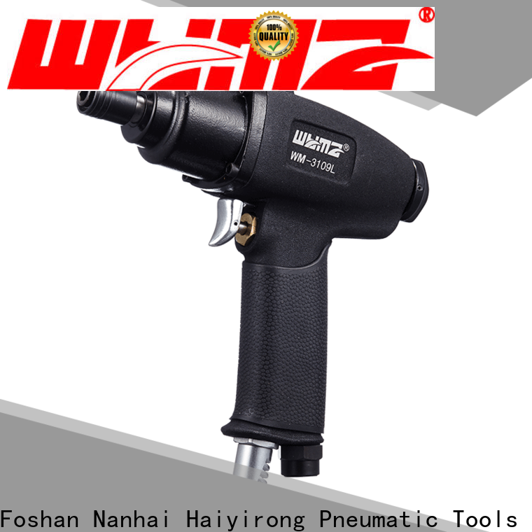 WYMA accurate screwdriver pneumatic wholesale for high-yield industries
