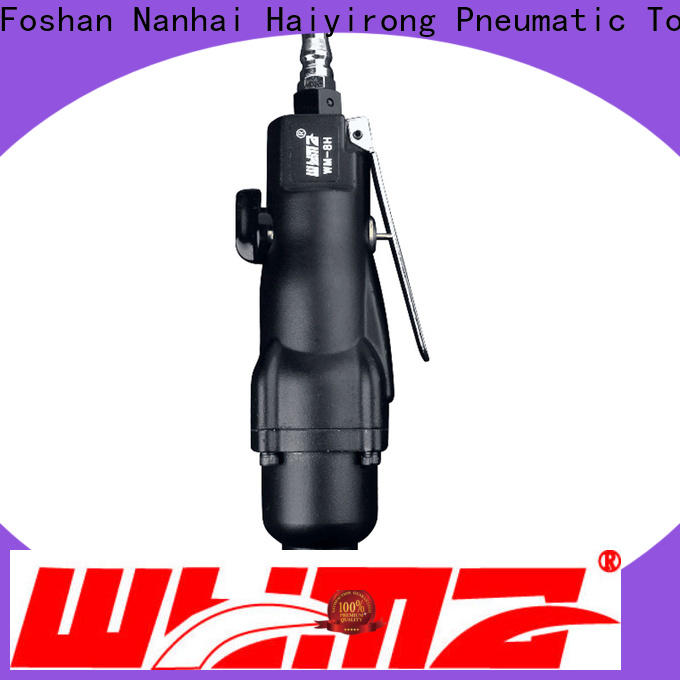 WYMA torsion pneumatic screwdriver factory price for assembly line