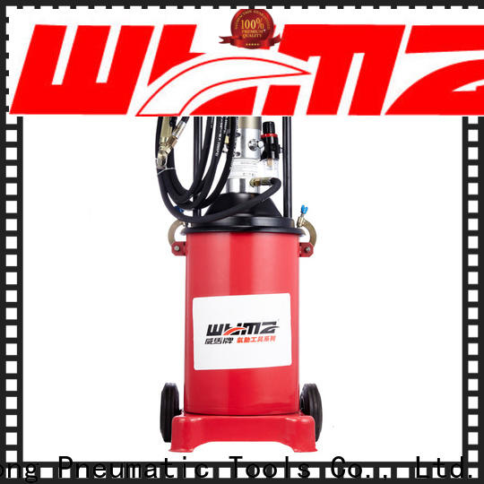good quality air powered grease pumps machine supplier for equipment