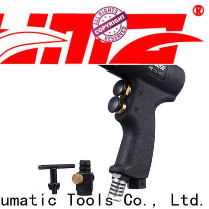WYMA gun air drill manufacturer for steel brushing