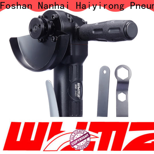 Top pneumatic angle grinder air factory price for transmission