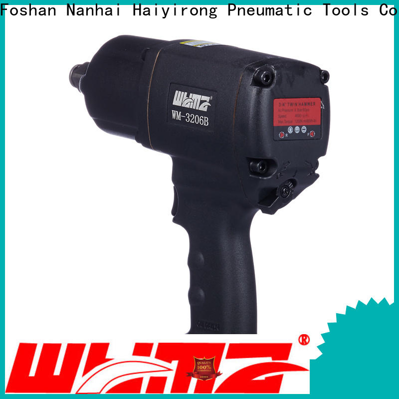 WYMA Custom made pneumatic air impact wrench vendor for mechanical disassembly