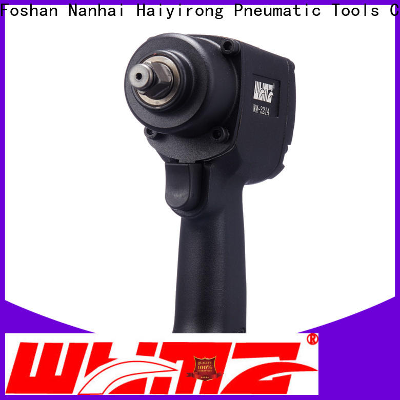 Professional air impact wrench degree wholesale for vehicle tire replacement