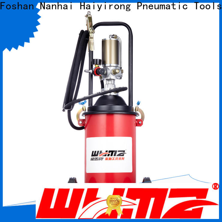 WYMA butter air powered grease pumps manufacturers for ships