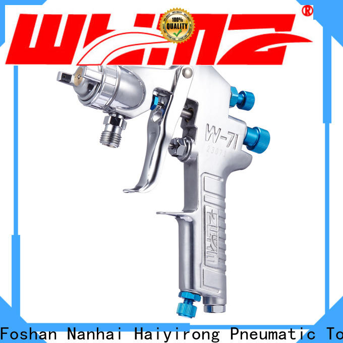 Quality spray paint sprayer factory for industrial furniture spraying