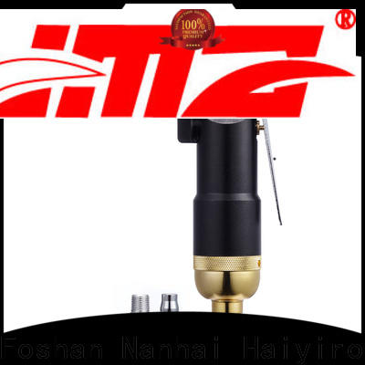 Top pneumatic assembly tools structure for high-yield industries