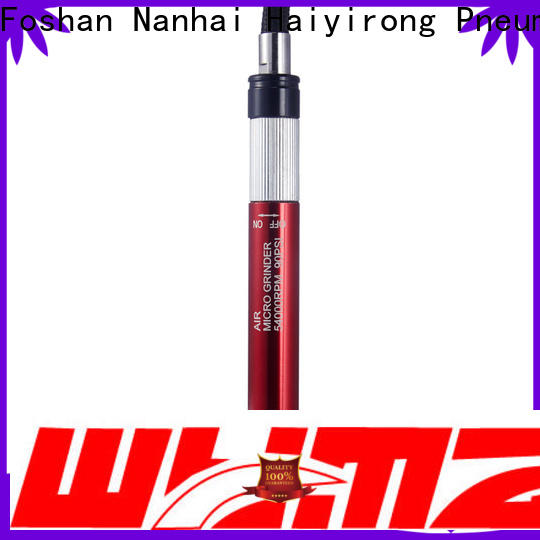 WYMA New air pencil grinder cost for chamfering